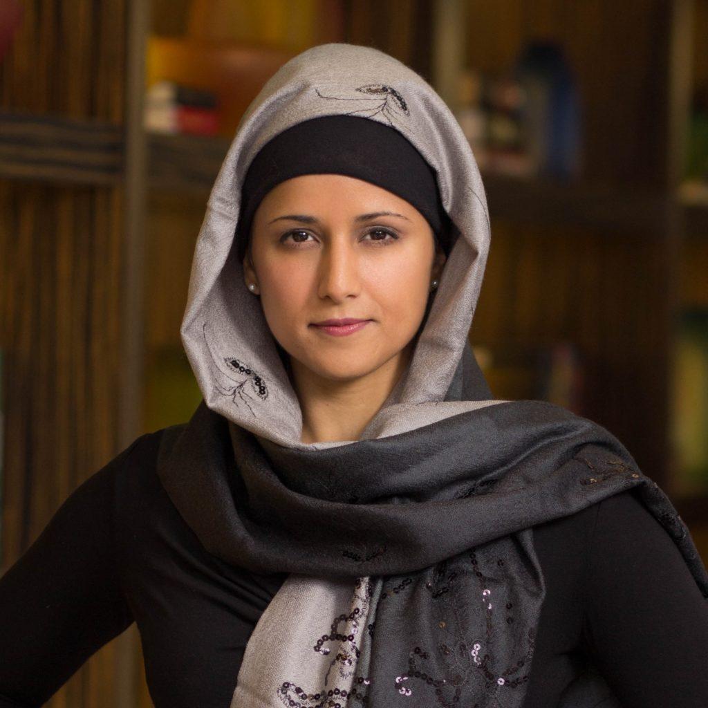 Aisha Ahmad